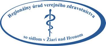 Regionálny úrad verejného zdravotníctva Žiar nad Hronom